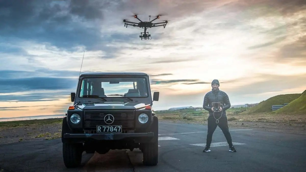 Meet the Master of Iceland Drone Videos – Be Amazed at those Views