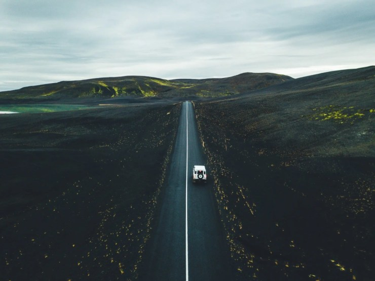Rent a car in Iceland and go on a road trip.