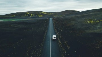 Photographic Road Trip in Iceland.