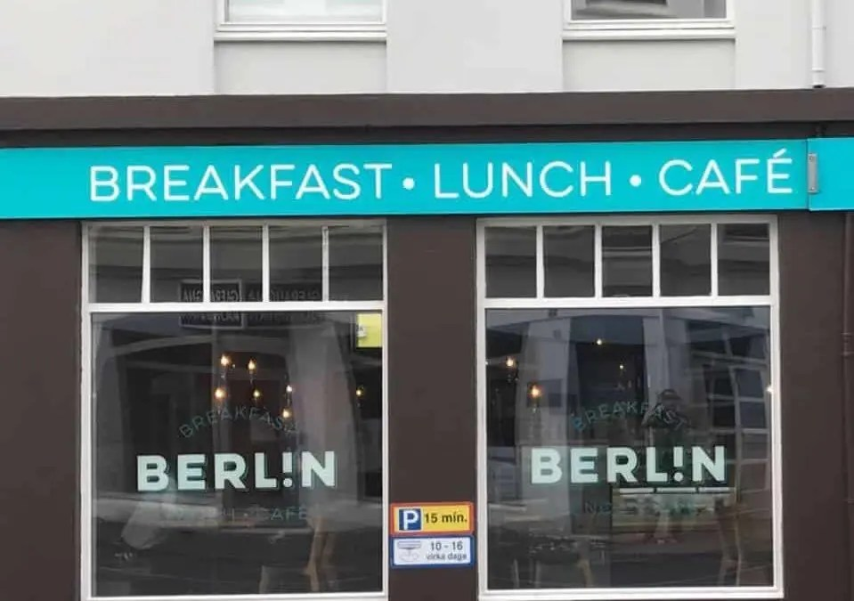 Get the Perfect Brunch- Try Our Favorite Café in Akureyri
