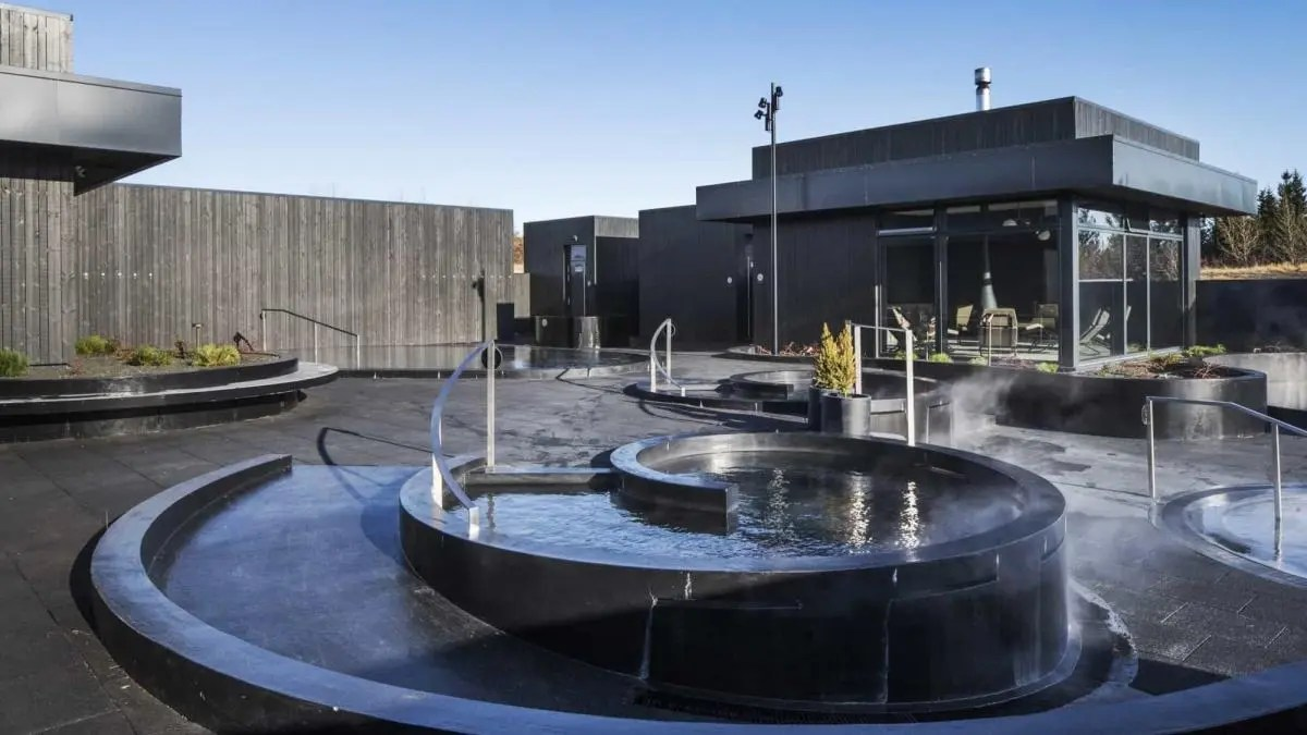 Relax to the Max at the Icelandic Krauma Geothermal Baths and Spa