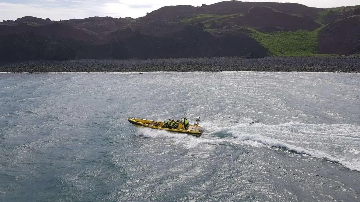 Ride the Waves – Rib Boating in the Westman Islands