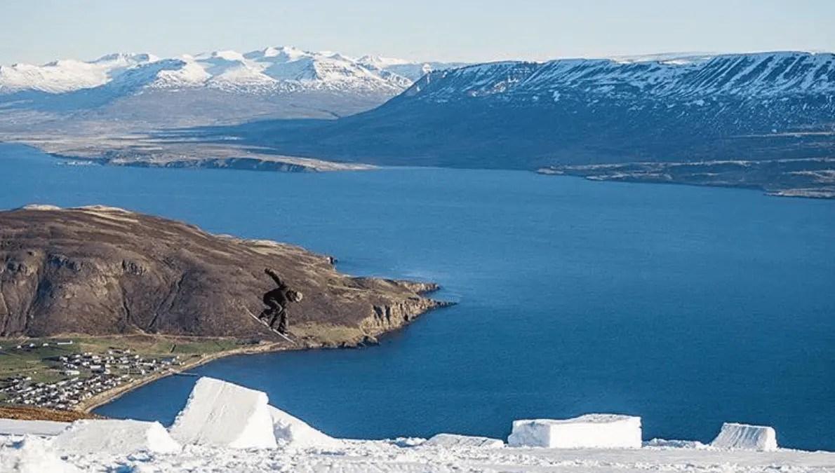 Icelandic Snowboarding Legend Eiki Helgason