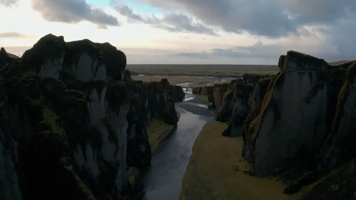 Enjoy this 4K drone video from Iceland