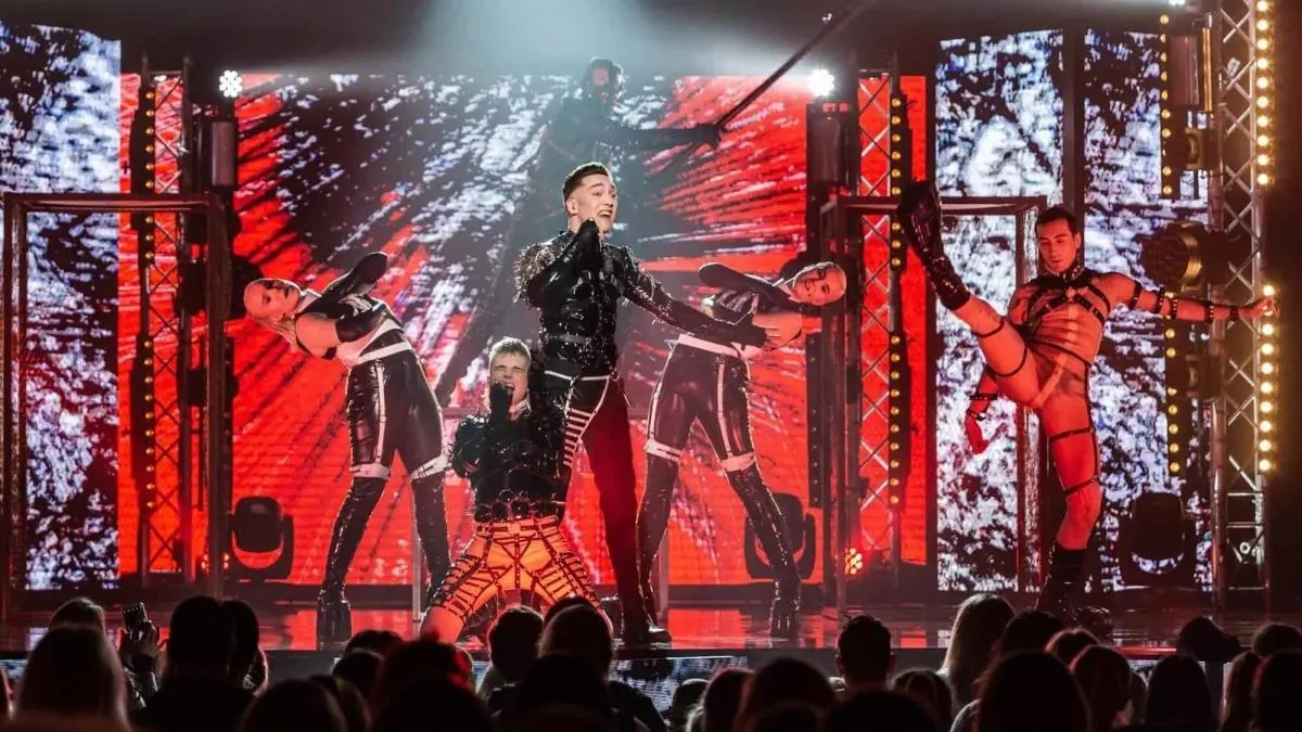 Hatari from Iceland Shakes up Eurovision and Capitalism