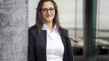 Fida Abu Libdeh, CEO and co-founder of geoSilica.