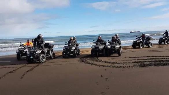 ATV adventure in Iceland