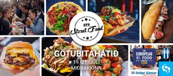 Reykjavik street food festival