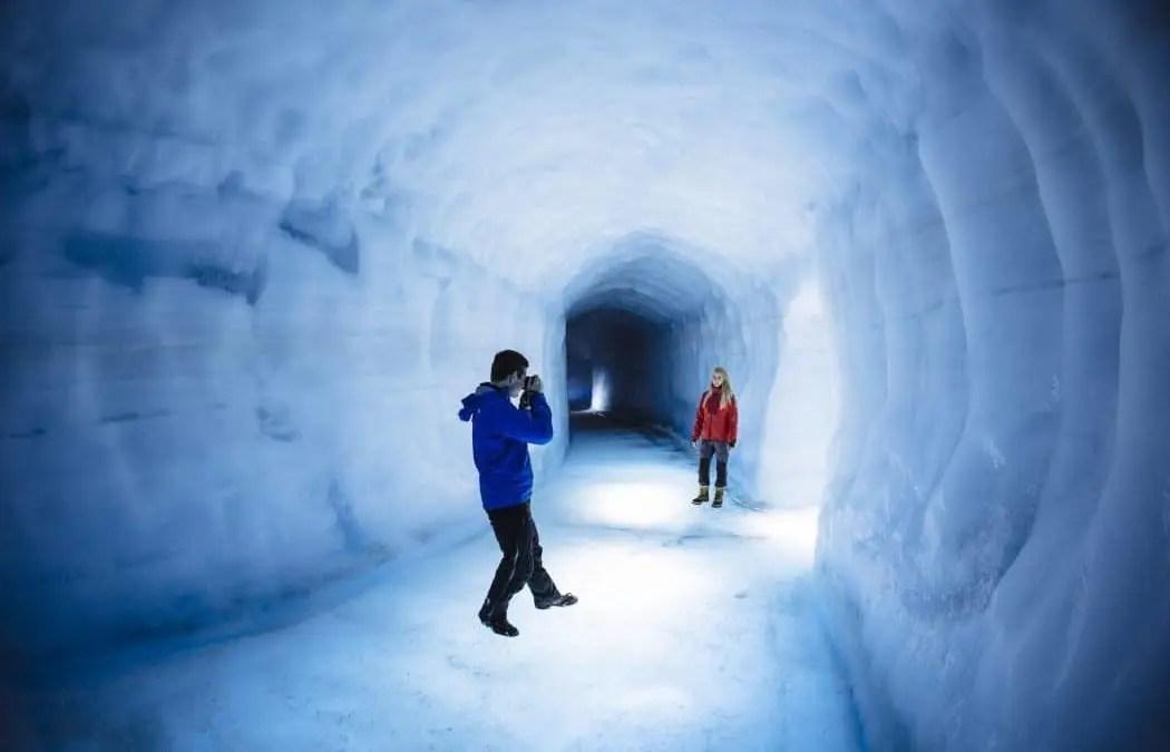 Into the Glacier tours – get discount promo code