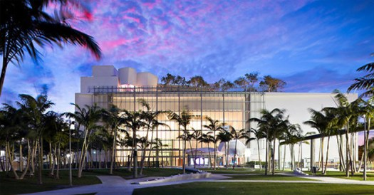 Gehry & West 8 in Miami