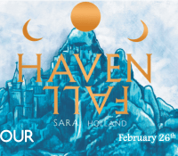 Blog Tour: Havenfall by Sara Holland