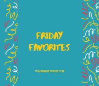 Friday Favorites- Comfort Reads Edition
