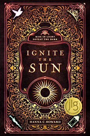 Blog Tour Interview – Ignite the Sun by Hanna C. Howard