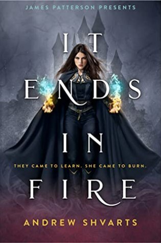Blog Tour– It Ends In Fire by Andrew Shvarts