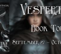Blog Tour- Vespertine by Margaret Rogerson