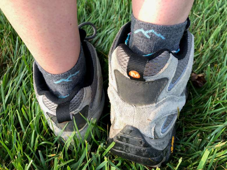 hiking boots and socks gifts for outdoorsy women
