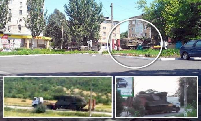 Официально: MH17 был сбит российским