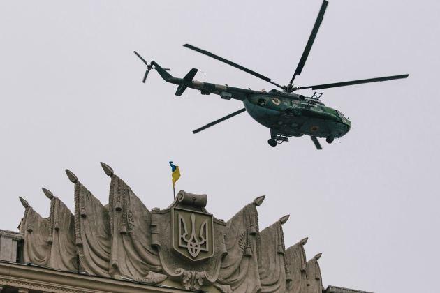 "В Харькове силовики провели ""освобождение"" ОГА 2"