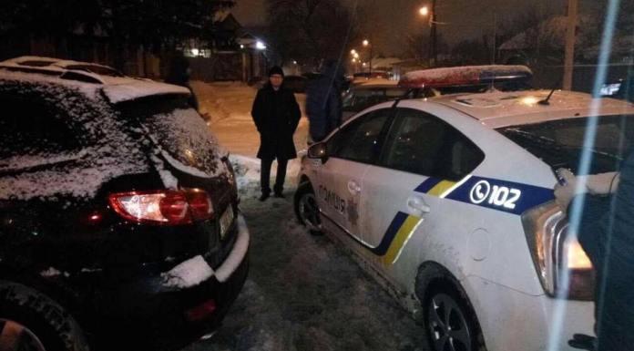 Пьяный полицейский за рулём угрожал оружием другому водителю