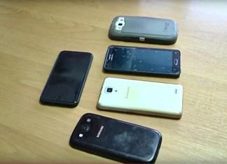 Полицейские задержали 3 иностранных студентов, выхватывавших у женщин мобильные телефоны 2
