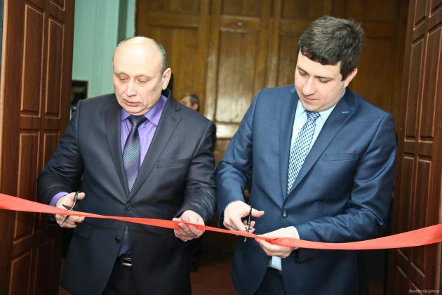 В харьковском ВУЗе открыли лабораторию в честь Героя Небесной Сотни 4