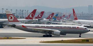 Россиянин  с самодельной взрывчаткой хотел сесть на самолёт Turkish Airlines