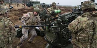 В Латвии начались военные учения НАТО: участвуют более 1200 солдат