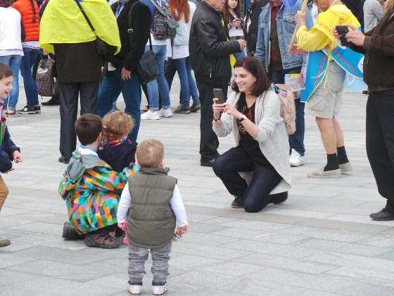 В Харькове прошёл марш вышиванок 3