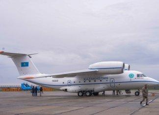 Харьковский авиазавод выпустит самолёт для Казахстана