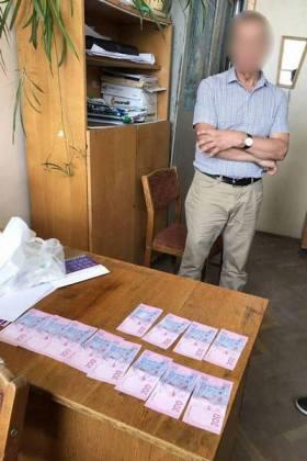 Преподавателя харьковского ВУЗа поймали на взятке 1