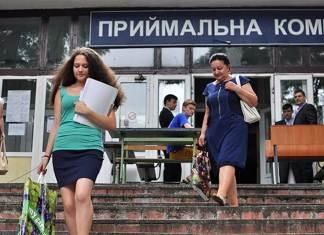 С 12 июля абитуриенты начнут поступать в ВУЗы по широкому конкурсу