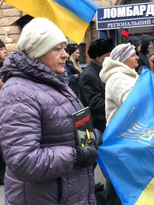 В Харькове состоялось траурное шествие памяти жертв Голодомора 5