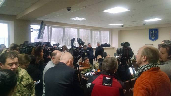 Харьковский суд избрал меру пресечения начальнику ХНУВС им. Кожедуба