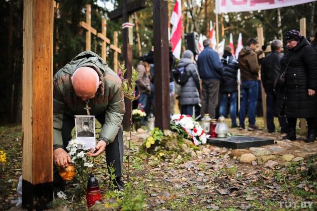 В Беларуси почтили память жертв сталинских репрессий 8