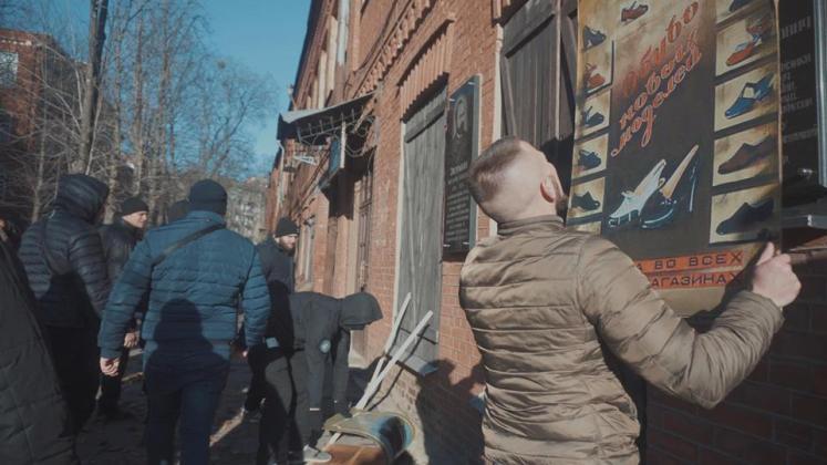 В Харькове разгромили съёмочную площадку сериала о советской военной прокуратуре 2