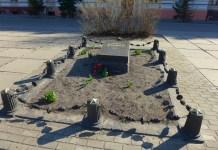 С харьковской площади Героев Небесной Сотни уберут останки большевика 2