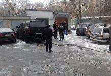 В центре Харькова подорвали машину начальника отдела полиции Николая Черемухина 1