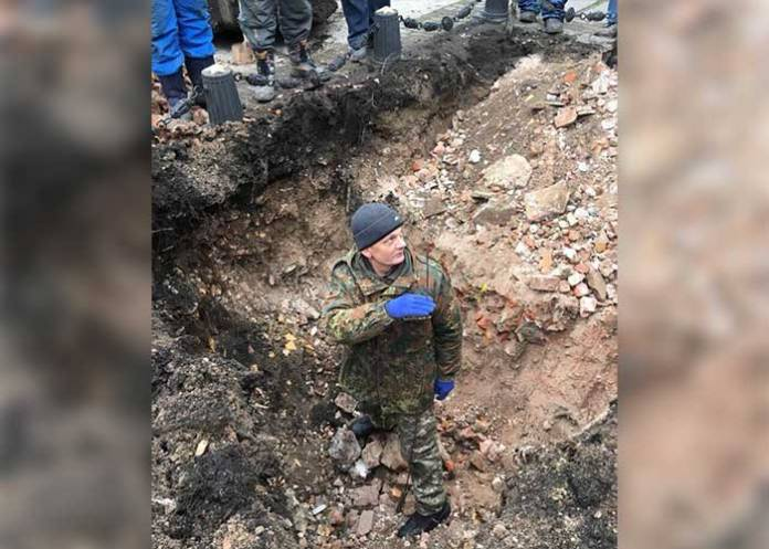 В Харькове не смогли перезахоронить Руднева: могила большевика оказалась