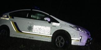 На Харьковщине мужчина открыл огонь по полицейским и застрелился