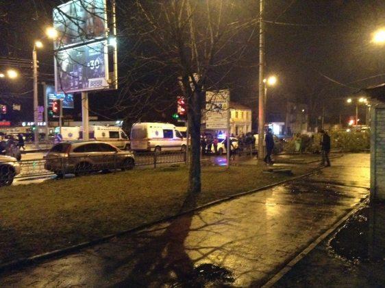 В Харькове неизвестный захватил отделение почты 13