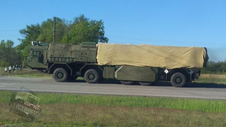 """В сети появились изображения готового к испытаниям украинского ракетного комплекса """"Гром-2"""" 6"""