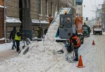 Харьковчан просят не оставлять автомобили на обочинах дорог