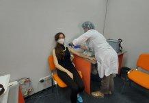 Вакцинація проти COVID-19 у Харкові