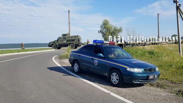 антитерористичні навчання СБУ на Харківщині