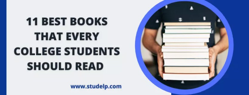 here I have collected best books for college students