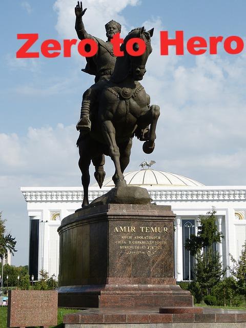 Go from zero to hero