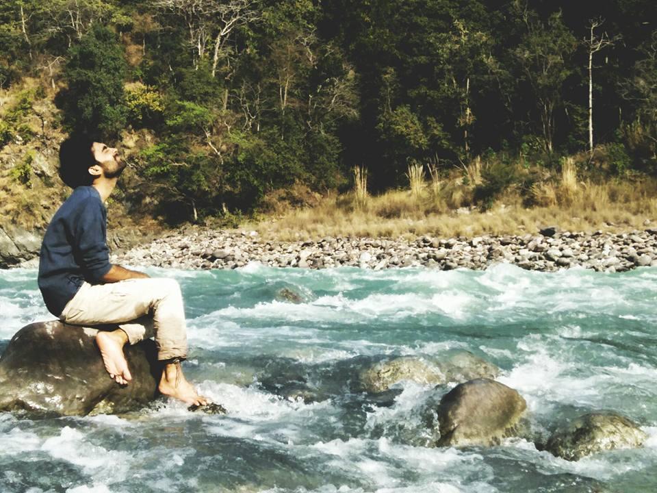 neeraj ratnu solo traveler interview aiesecbackpacker nickthevagabond interview ss