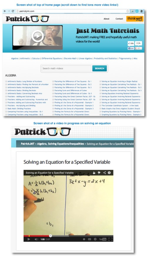 small resolution of Top 21 Math Websites for High Schoolers and Kids!