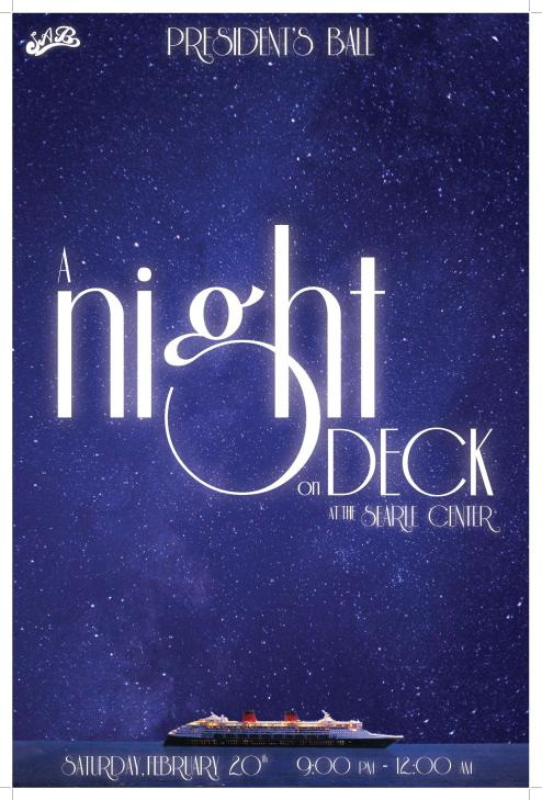 President's Ball: A Night on Deck