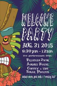 Welcome Party: Meet Me @ The Island